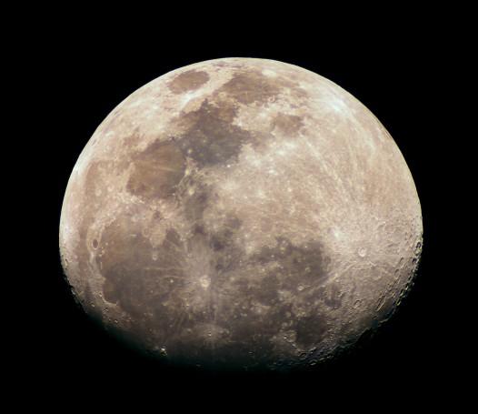 lune colrée